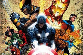Illustration for article titled A History of Marvel Crossovers: The Modern Age, Part One