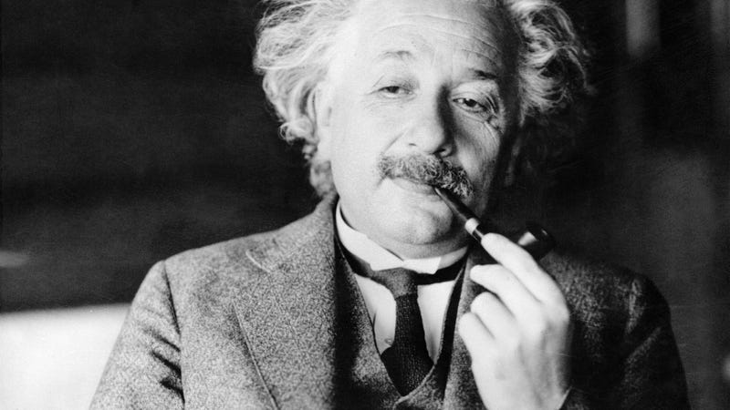 Illustration for article titled Newly Revealed Letter Shows Einstein Feared Persecution Long Before Nazis Took Power