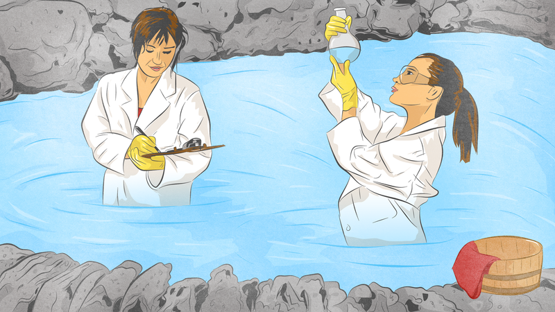 Illustration for article titled The Surprising Health Benefits of Hot Springs and Mineral Baths