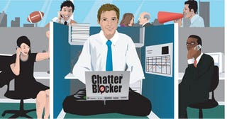 Illustration for article titled Download of the Day:  ChatterBlocker (Windows)