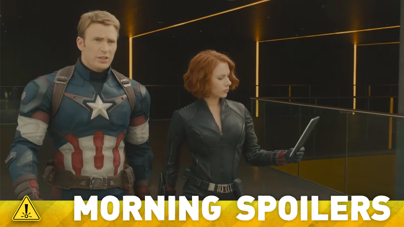 Illustration for article titled Civil War Could Be a Major Turning Point For Captain America and Black Widow