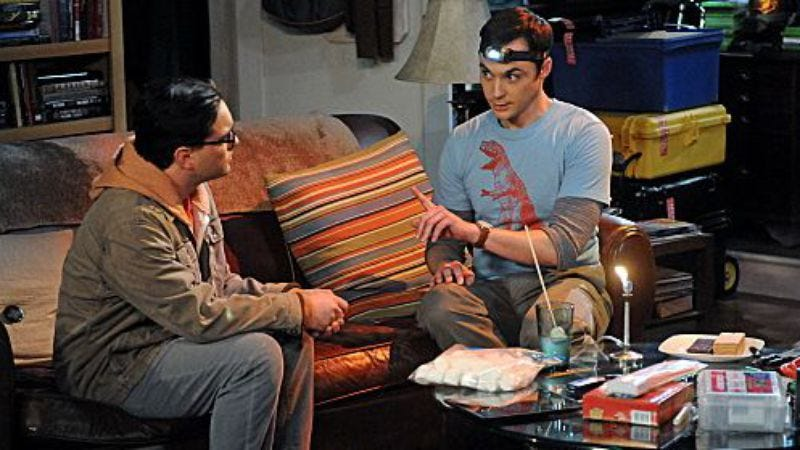 """Illustration for article titled The Big Bang Theory: """"The Friendship Contraction"""""""