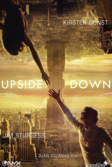 Illustration for article titled First images from Jim Sturgess and Kirsten Dunst's science fiction romance, Upside Down