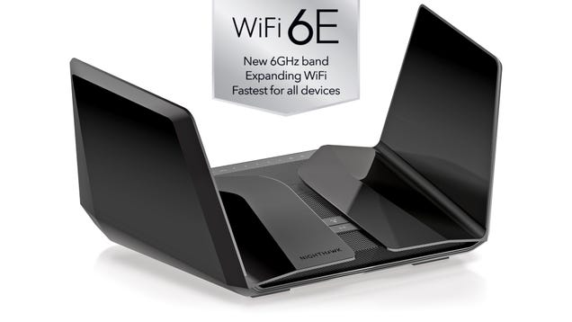 The First Wi-Fi 6E Routers Are Going to Make You Feel Really Mad About Already Buying a Wi-Fi 6 Router