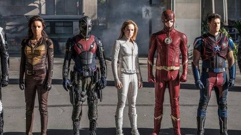 Crisis On Earth-X ends with big twists and a massive