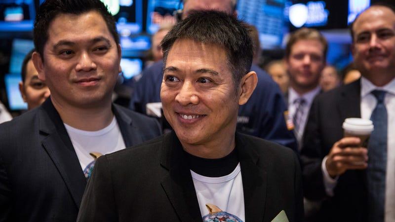 Jet Li in 2014
