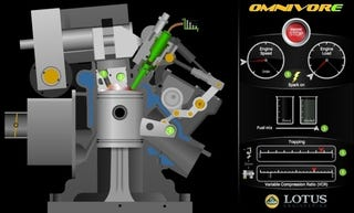Illustration for article titled Lotus Omnivore Engine Gets Interactively Animated
