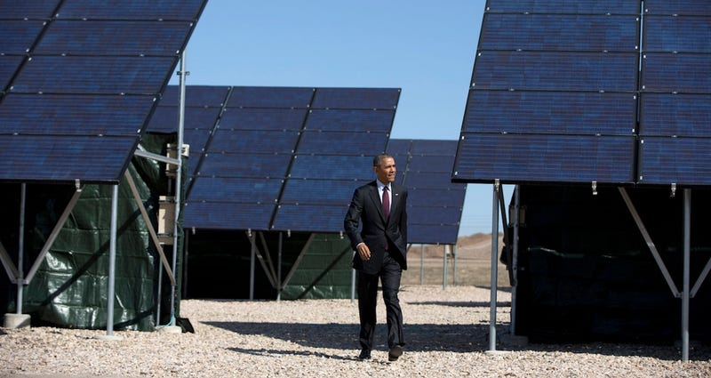 Illustration for article titled Obama's Big Plan to Make Solar Energy More Efficient and Affordable