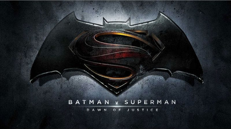 Illustration for article titled Movie title promises that Batman and Superman will finally have their day in court