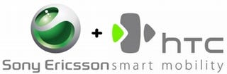 Illustration for article titled HTC Wants to Merge With Sony Ericsson?