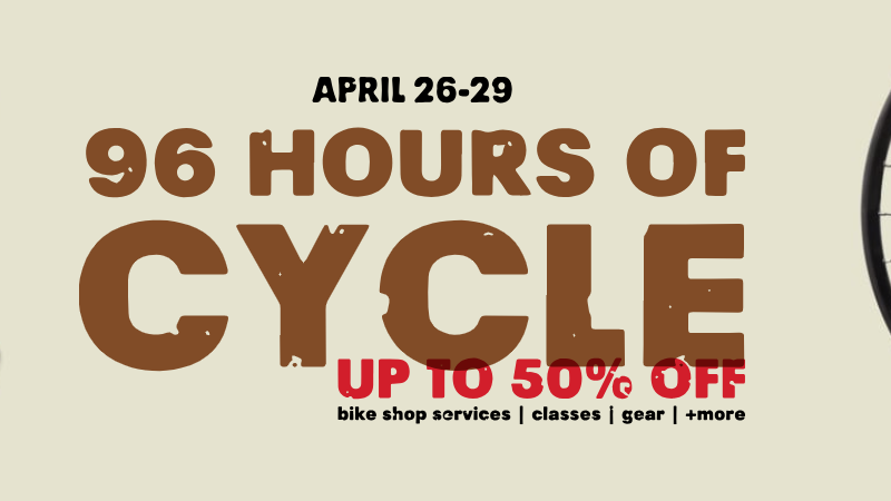 96 Hours of Cycle | REI