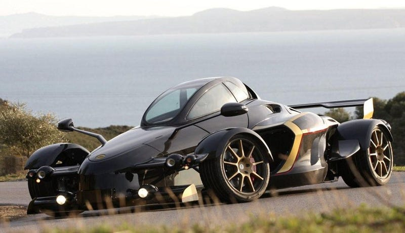 Tramontana R A Faustian Bargain Of Ugly