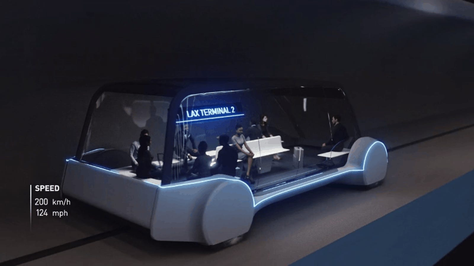 Elon Musk's Boring Company Wins Bid to Build High-Speed Underground Rail in Chicago