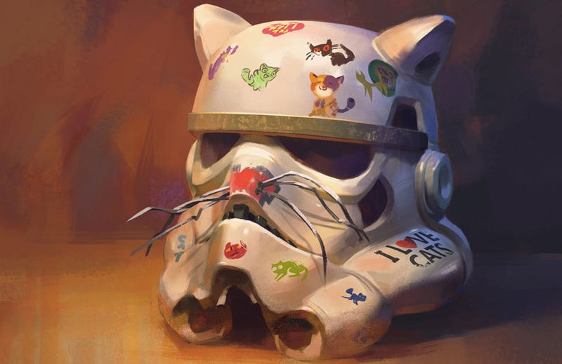 Illustration for article titled TK-421, Why Are You Posting Stupid Cat Videos?