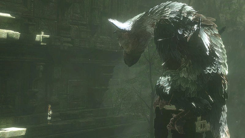Illustration for article titled The Last Guardian is Not As High A Priority As Other Games