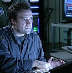 Illustration for article titled Rodney McKay Twitters His Goodbye On The Last Days Of Stargate Atlantis Filming