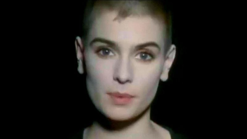 Illustration for article titled Sinéad O'Connor got what she didn't want: mainstream acceptance