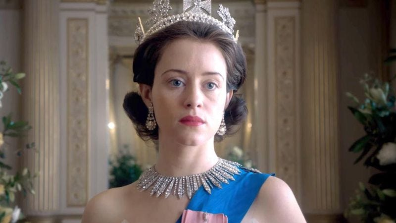Claire Foy stars in The Crown (Photo: Netflix)