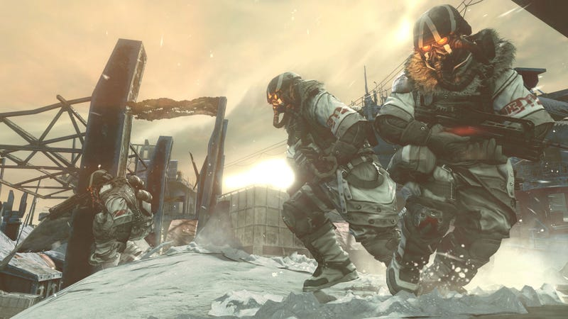 Illustration for article titled Killzone 3 Eyes-On: Chance of Flurries & Brutal Melee