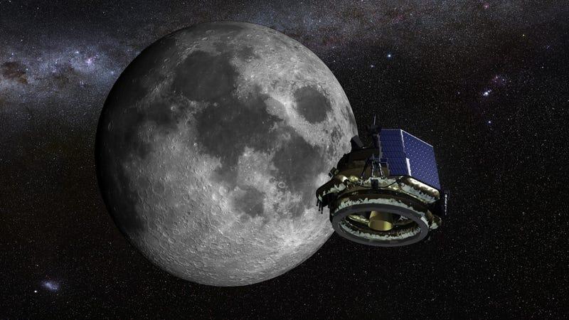 Illustration for article titled La primera nave espacial privada llegará a la Luna en el 2017