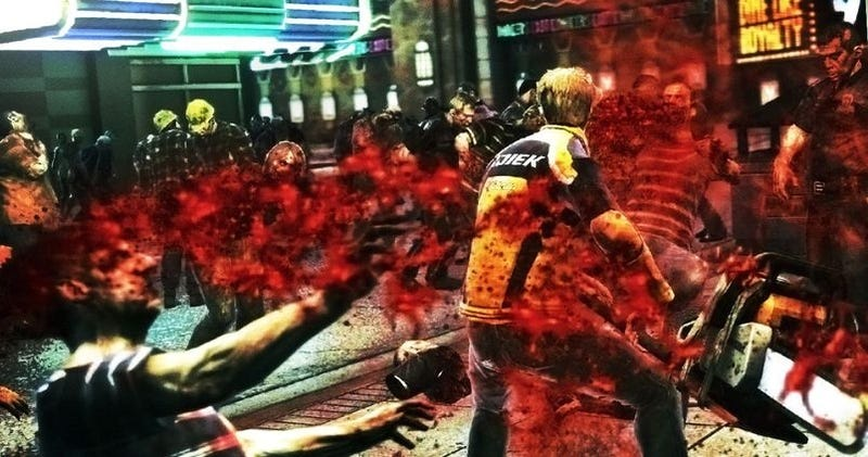 Illustration for article titled Dead Rising 2: 7,000 Zombies and Plenty of Chainsaws
