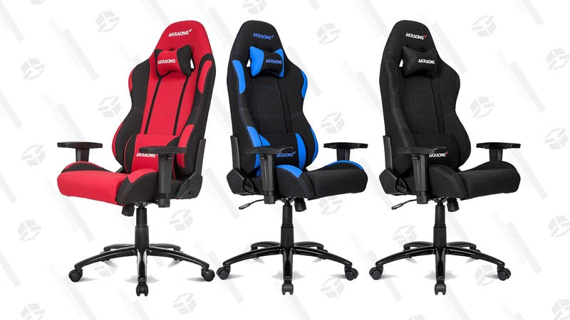 AKRacing Core Series EX-Wide Gaming Chair | $230 | Amazon