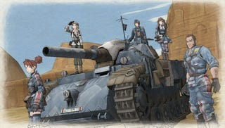 Illustration for article titled Sega Starts Teasing Valkyria Chronicles News