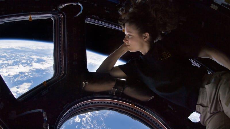 Imagen: NASA/Tracy Caldwell Dyson