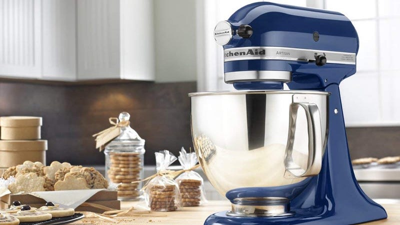 Kitchenaid Stand Mixer With Pouring Shield 200 Photo