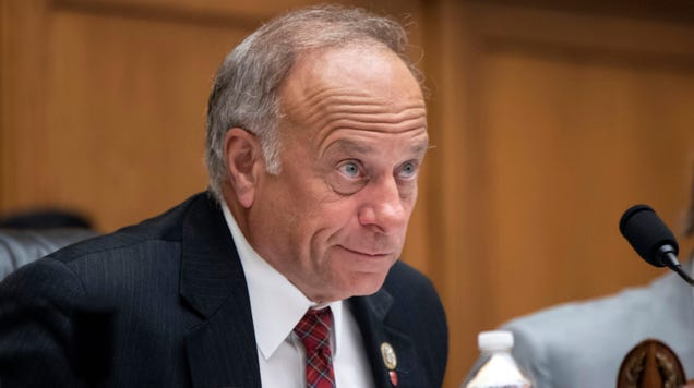 Steve King Demands List of Google Staff So He Can Check If They re God-Fearing Patriots