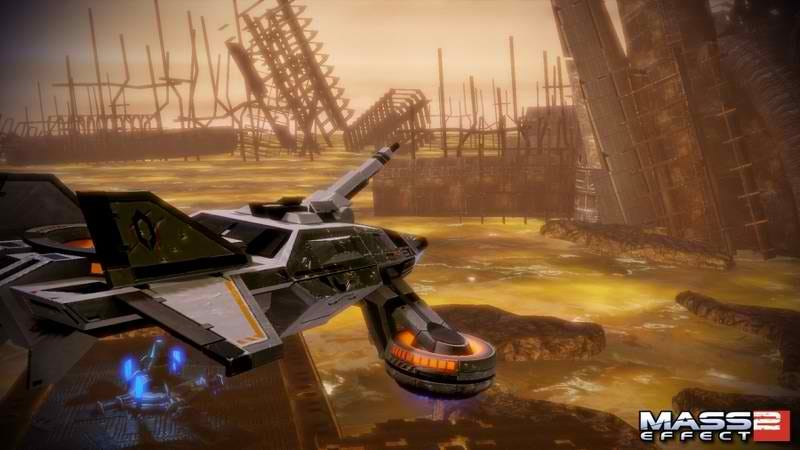 Illustration for article titled Mass Effect 2: Firewalker Micro-Review: Free Tanks, Enquire Within