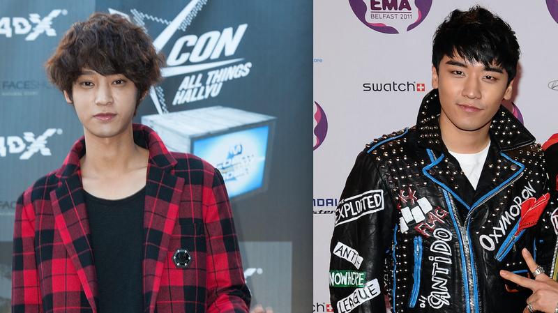 tout neuf 73fad f9e63 BIGBANG's Seungri, Jung Joon Young and K-Pop's Sex ...