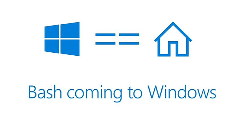 Illustration for article titled El año de Linux: Microsoft añade el intérprete de comandos Bash a Windows 10