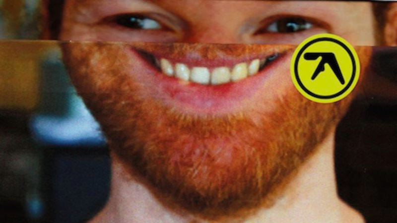 Illustration for article titled Aphex Twin is releasing a new album, not just blimps
