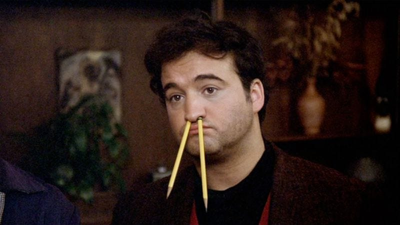 That John Belushi biopic is back on, won\'t star any of those actors ...