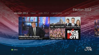 Illustration for article titled Obama Might Have Lost The First Debate, But The Xbox Did Even Worse