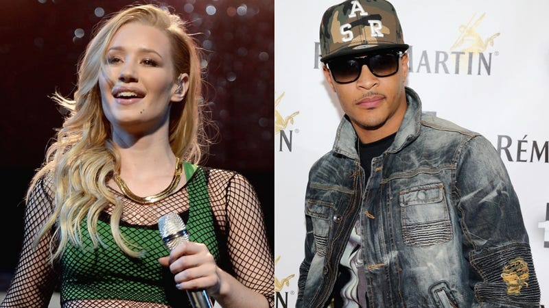 Illustration for article titled T.I. Sounds Silly Again Defending Iggy Azalea
