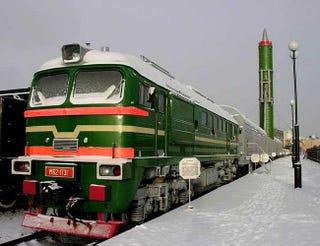 Illustration for article titled Visszatérhetnek a nukleáris rakétavonatok