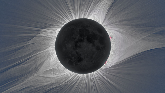 Next Month's Total Solar Eclipse Will Pass Right Over a Space Observatory