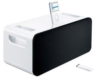 Illustration for article titled iPod Hi-Fi R.I.P.