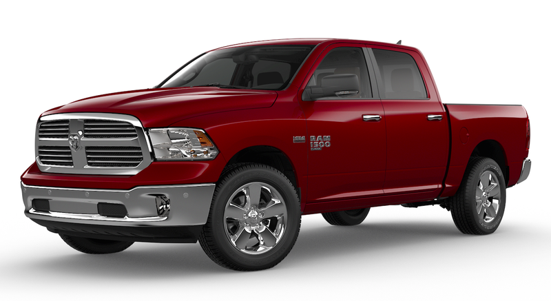 The Old Ram 1500 'DS' Will Continue On For 2019 As The Ram 1500 Classic