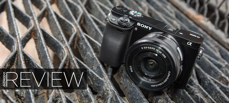 Illustration for article titled Sony a6000 Review: A Solid Mirrorless Camera That's a Small Step Up