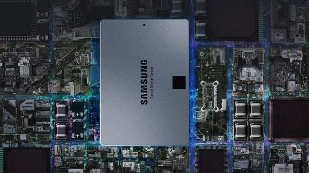 Get $30 off a 1TB Samsung SSD, Today Only