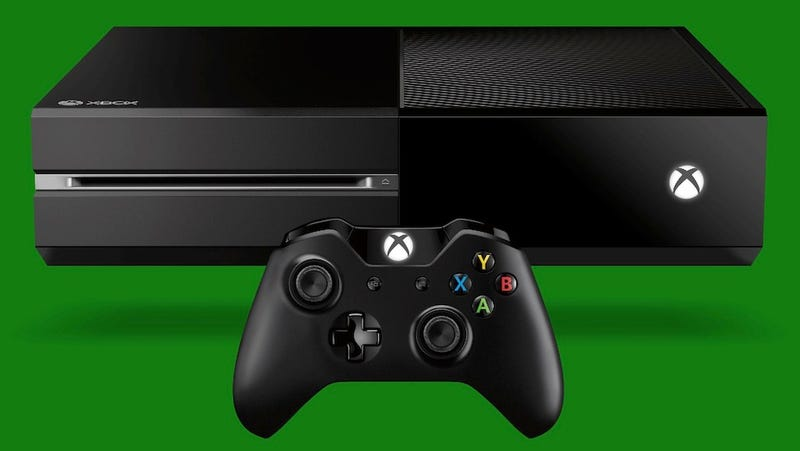 Illustration for article titled The Xbox One Is Now Available For Pre-Order