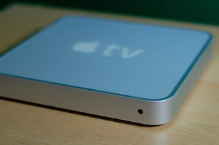 Old AppleTVs Won't Get Netflix, Or Any of the New Software