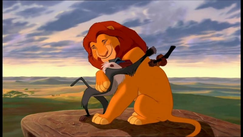 Illustration for article titled So Disney Just Gon' Kill Mufasa Again for a Whole New Generation of Kids with This The Lion King Live-Action Remake, Huh?