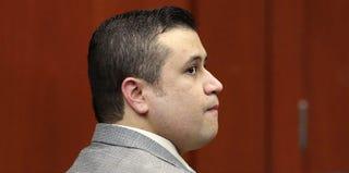 George Zimmerman's last pretrial hearing (pool/Getty Images)