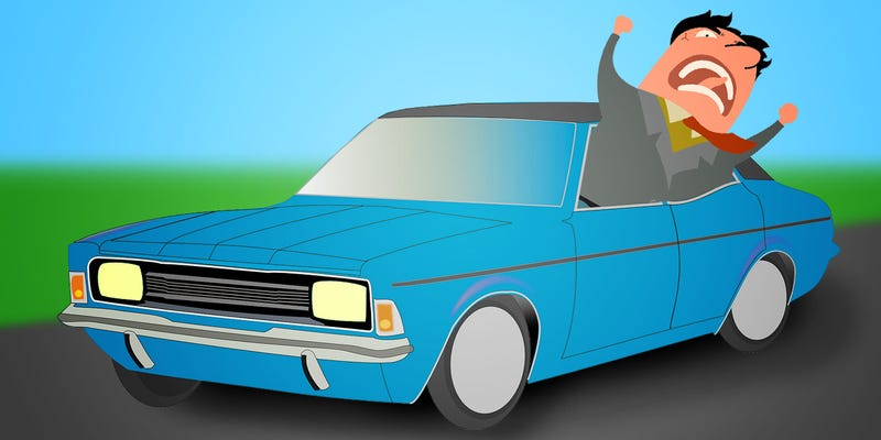 """Illustration for article titled How to Deal with a """"Drive-By"""" Manager That's Never Around"""