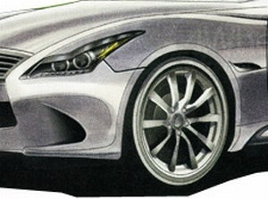 Illustration for article titled Next-Gen Nissan Skyline Coupe Speculated