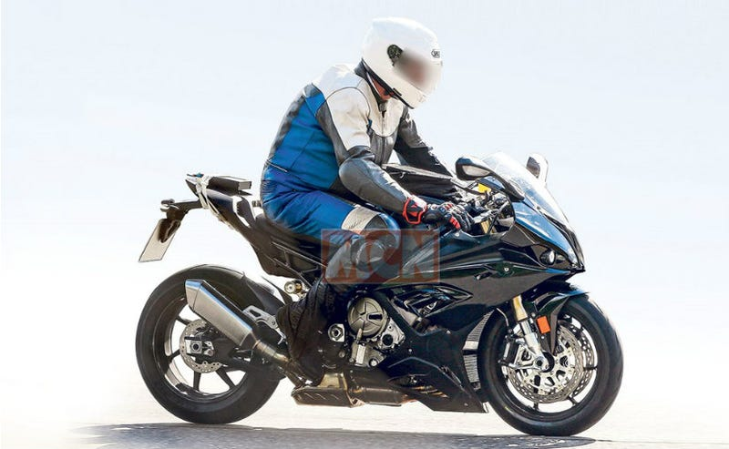 2019 Bmw S1000rr Spotted Testing